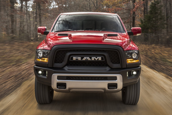 2015 Ram Ram 1500 Crew Cab