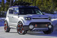 2015 Kia Trailster