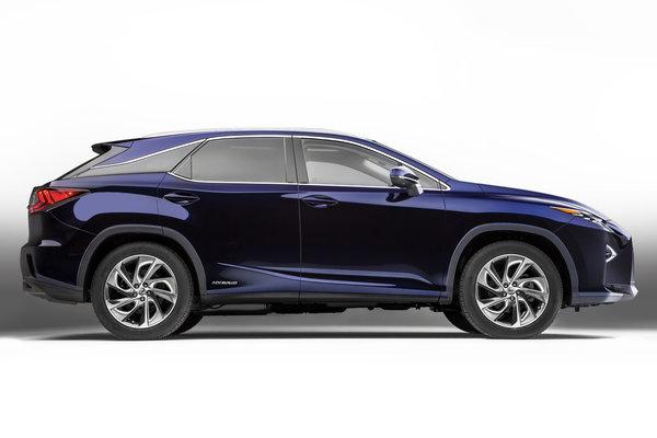 2016 Lexus RX