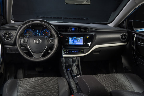 2016 Scion iM Interior