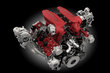 2016 Ferrari 488 GTB Engine