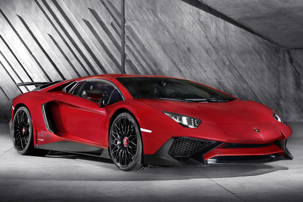 2016 Lamborghini Aventador LP750-4
