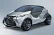 2015 Lexus LF-SA