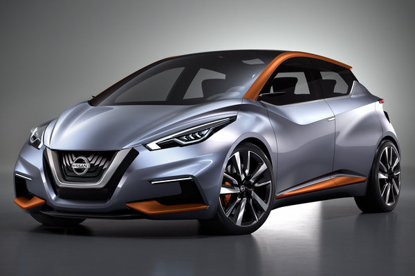 2015 Nissan Sway