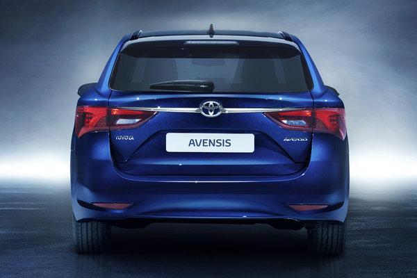 2015 Toyota Avensis wagon