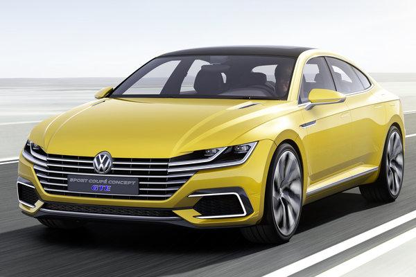 2015 Volkswagen Sport Coupe GTE