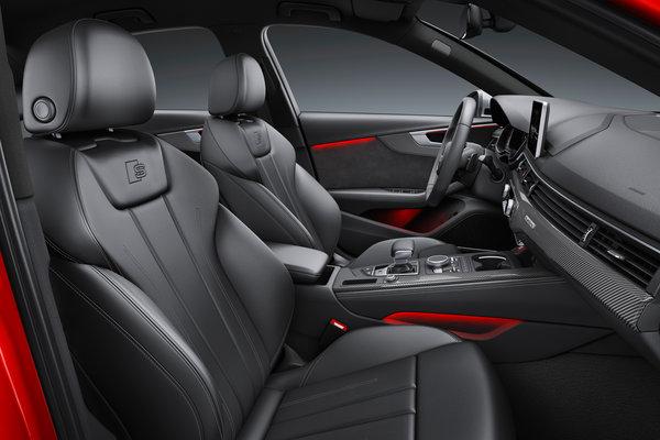 2018 Audi S4 Interior