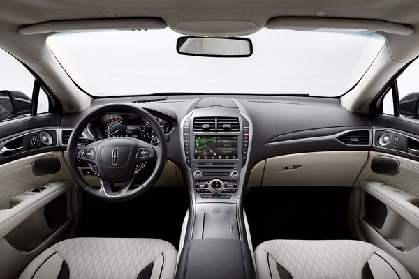 2017 Lincoln MKZ Interior