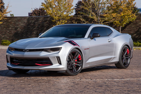 2015 Chevrolet Camaro Red Line Series