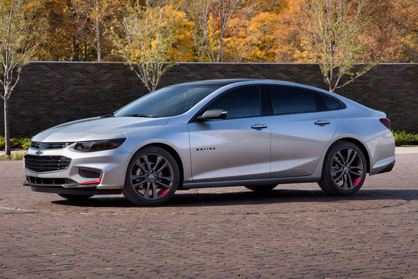 2015 Chevrolet Malibu Red Line Series