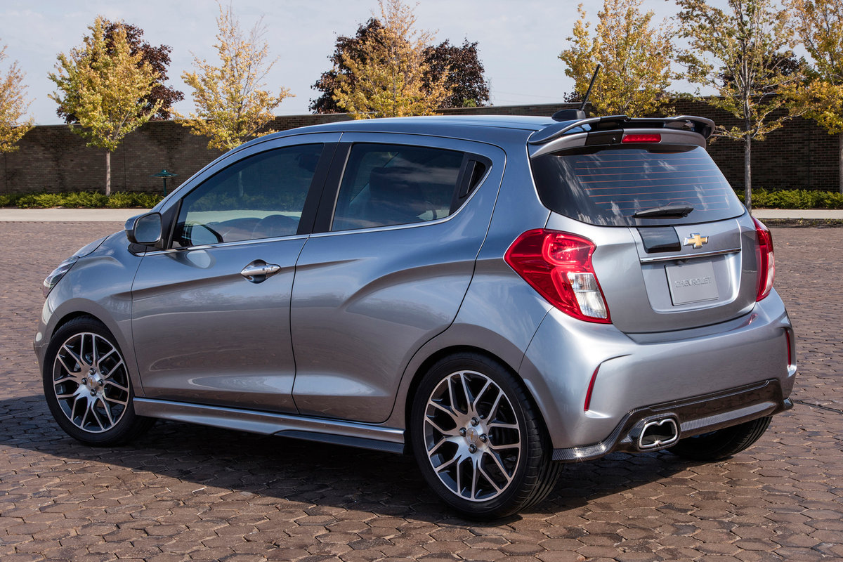 Picture of 2015 chevrolet spark rs