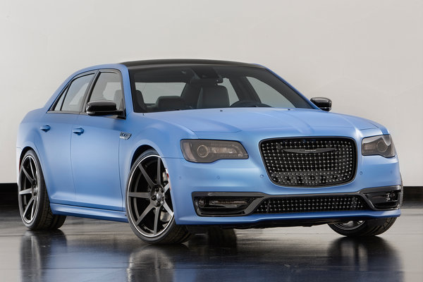 2015 Chrysler 300 Super S