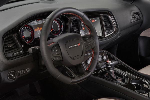 2015 Dodge Challenger GT AWD Interior