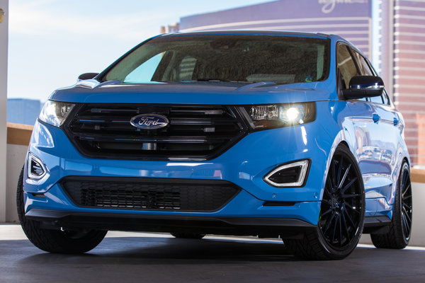 2015 Ford Edge Sport Tjin Edition