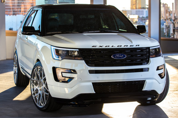 2015 Ford Explorer Sport by MAD Industries