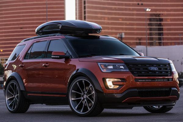2015 Ford Explorer Sport Wanderlust by Cars by Kris Sport