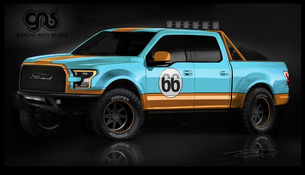 2015 Ford F-150 by Galpin Auto Sports
