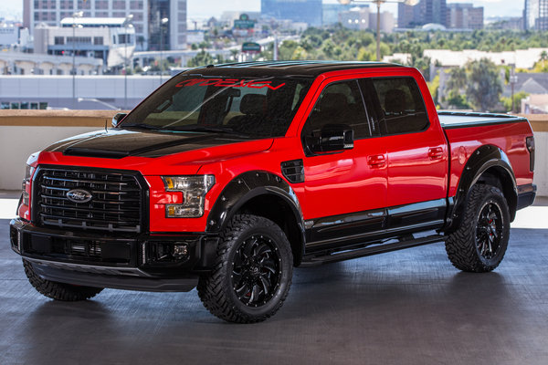 2015 Ford F-150 Supercrew by AIRDESIGN USA