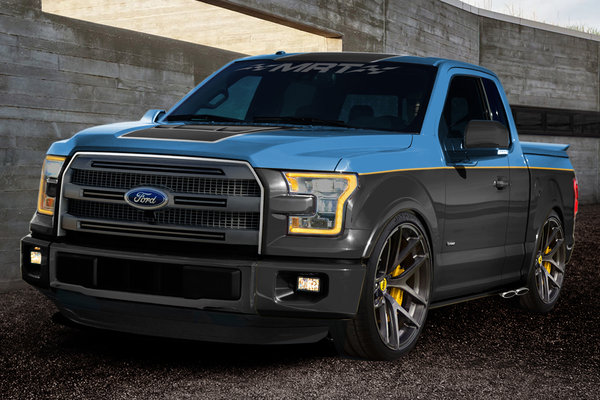 2015 Ford F-150 TKO by MRT