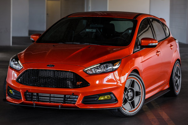2015 Ford Focus ST by CJ Pony Parts