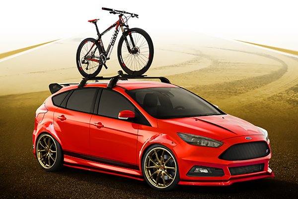 2015 Ford Focus ST by COBB Tuning