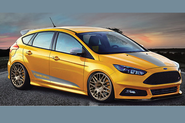 2015 Ford Focus ST by FSWERKS