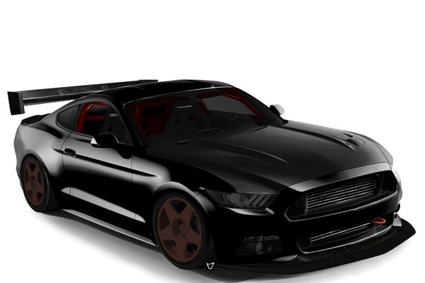 2015 Ford Mustang Fastback by Bisimoto