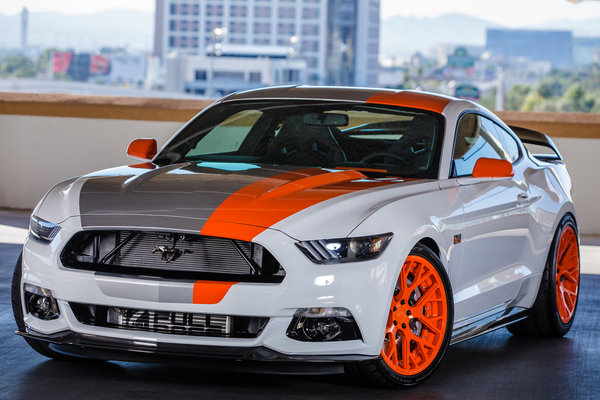 2015 Ford Mustang Fastback by Bojix Design