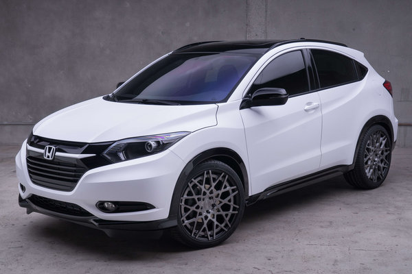 2015 Honda HR-V by MAD Industries