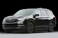 2015 Honda Pilot Elite Black Edition