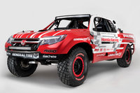 2015 Honda Ridgeline Desert Race