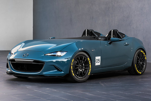 2015 Mazda MX-5 Speedster