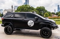 2015 Toyota Ultimate Utility Vehicle
