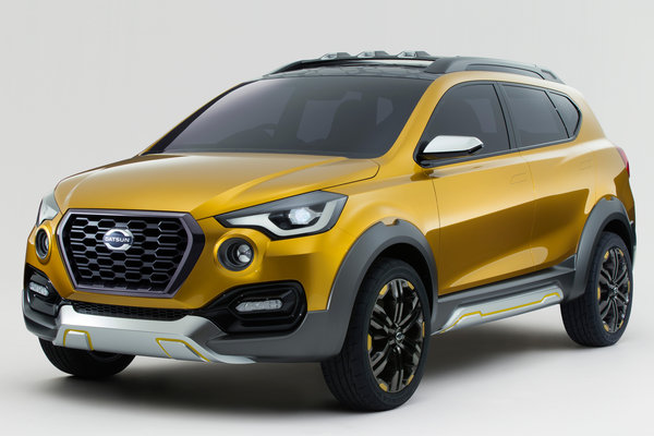 2015 Datsun Go Cross