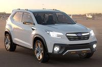 2015 Subaru Viziv Future