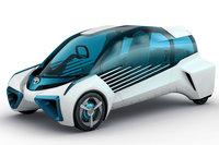 2015 Toyota FCV Plus