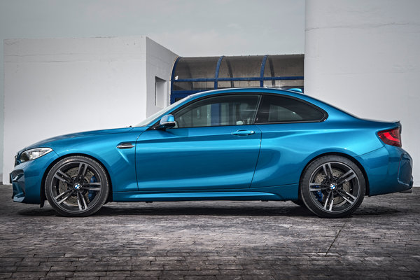 2016 BMW 2-Series M2 Coupe