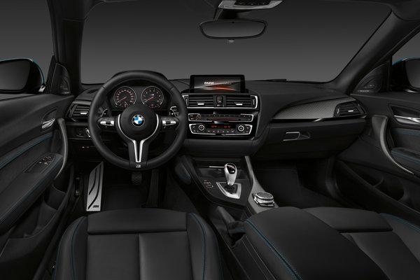 2016 BMW 2-Series M2 Coupe Interior