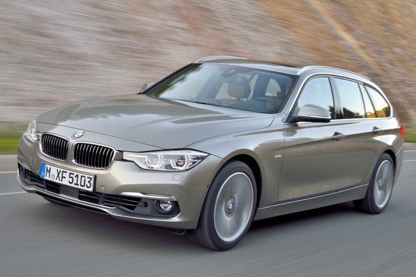 2018 BMW 3-Series Wagon