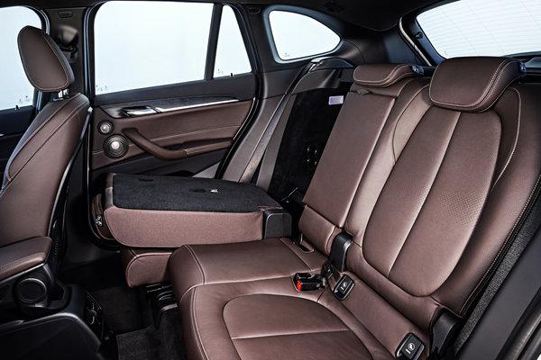 2016 BMW X1 Interior