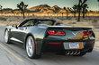 2016 Chevrolet Corvette Convertible