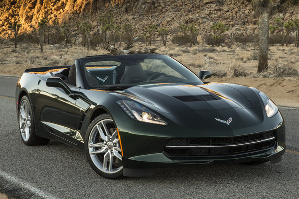 2016 Chevrolet Corvette Convertible