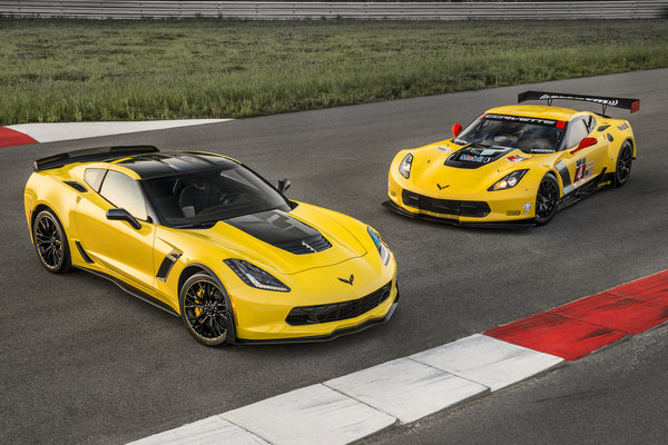2016 Chevrolet Corvette Coupe Z06 C7R Edition