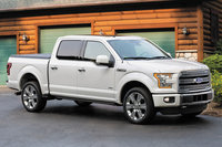 2016 Ford F-150 Crew Cab Limited