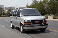 2016 GMC Savana Passenger Van
