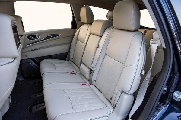 2016 Infiniti QX60 Interior
