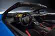 2016 Lamborghini Aventador LP 750-4 Superveloce Roadster Interior