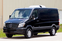 2017 Mercedes-Benz Sprinter 2500 Passenger