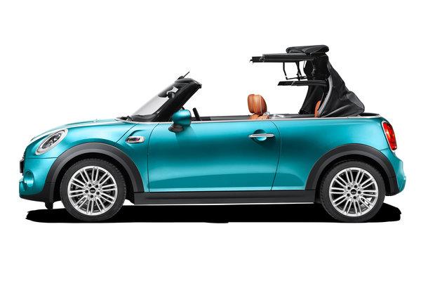 2016 Mini Convertible