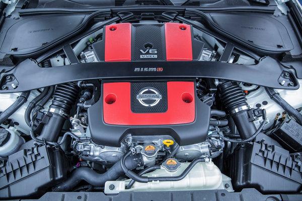 2016 Nissan 370Z Engine